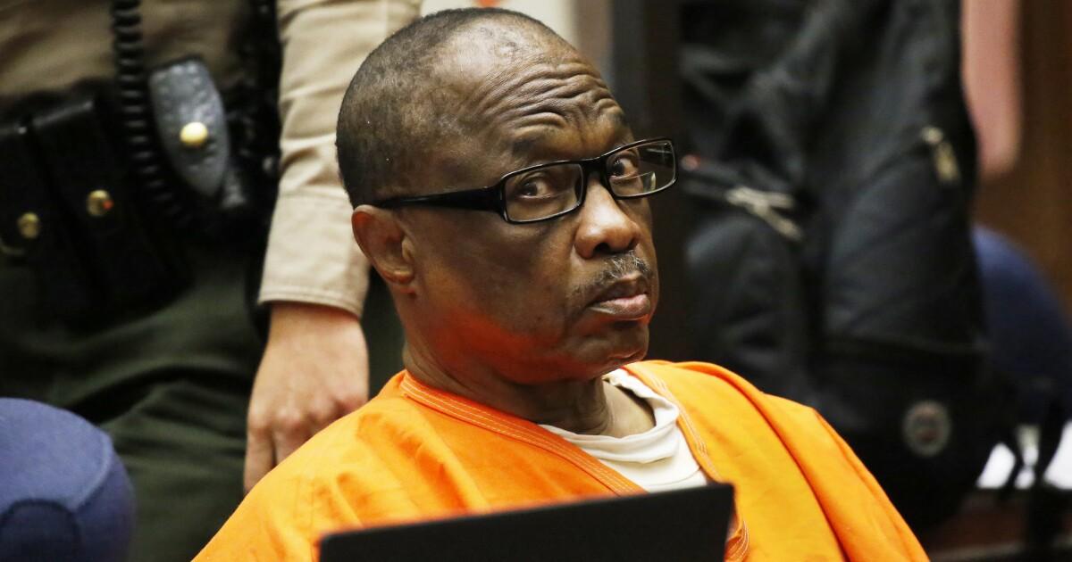 'Grim Sleeper' κατά συρροή δολοφόνος, ο Lonnie Franklin πεθαίνει σε θάνατο στο San Quentin