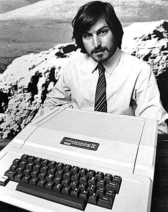 Steve Jobs   1977