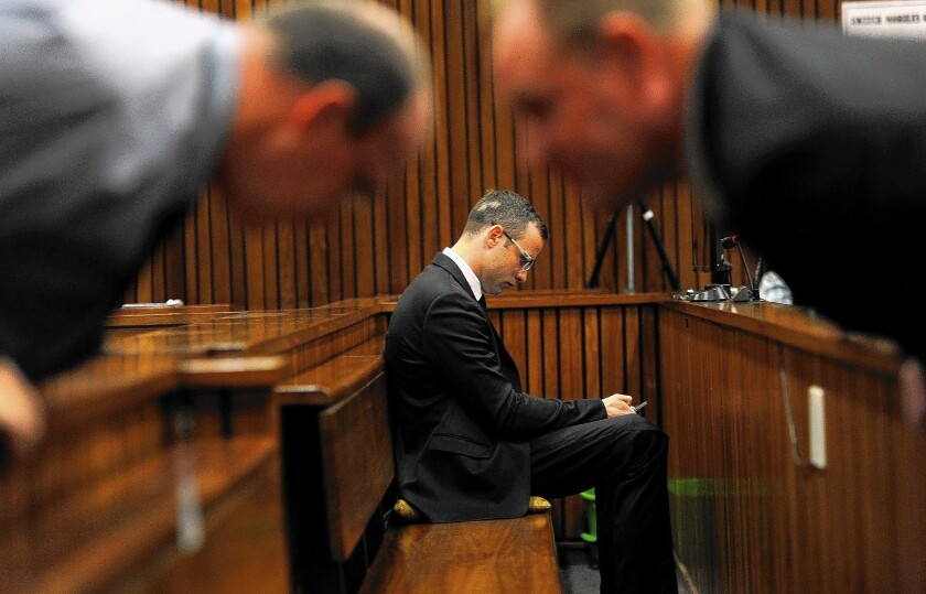 Subtext of the Oscar Pistorius trial: South Africans' fear of crime