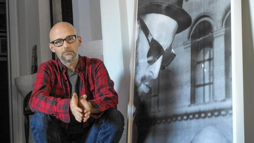 Moby is one of many celebrities increasingly following a completely vegan lifestyle.