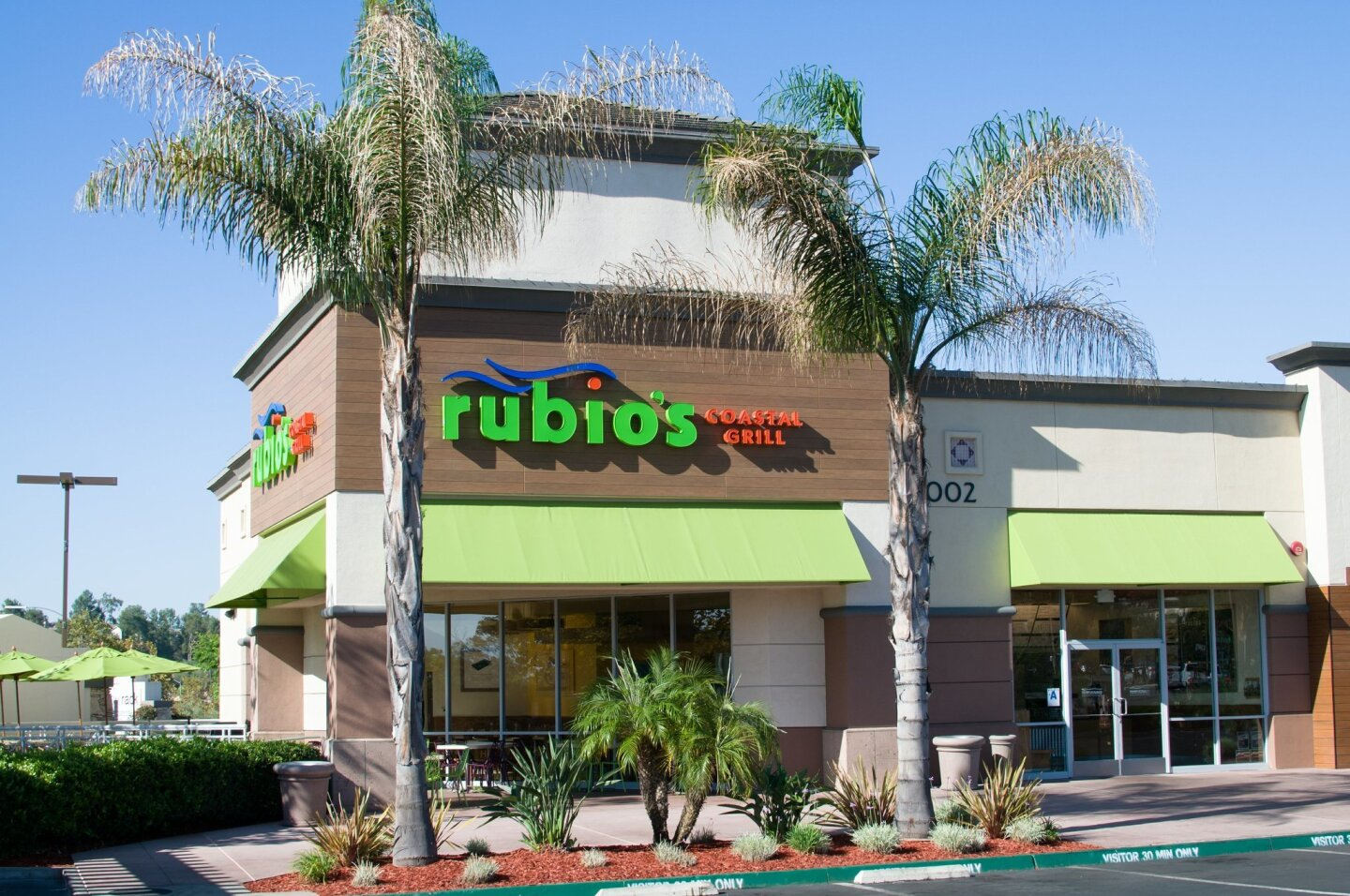 New brand and look for Rubio's