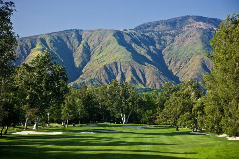 Pauma Valley, designed by Robert Trent Jones Sr. and opened in 1960, sits at the foot of Palomar Mountain.