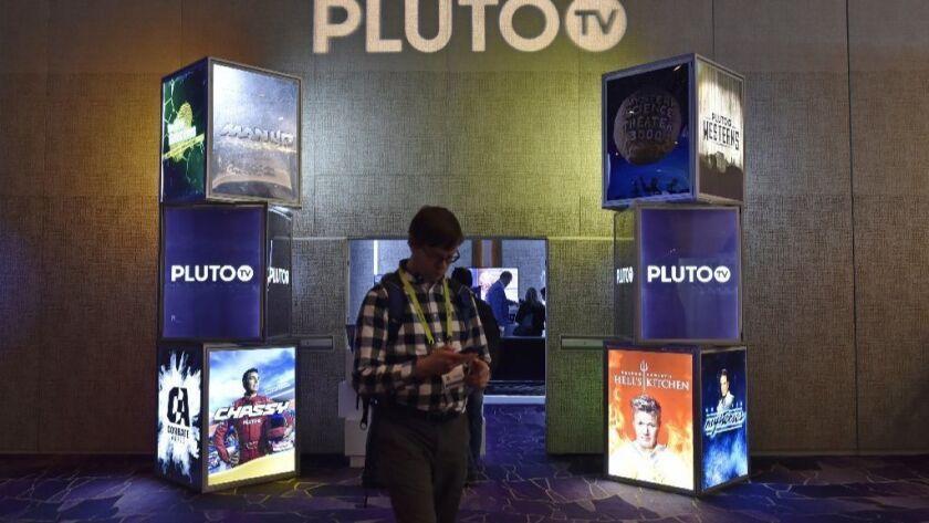 Viacom buys Pluto TV for $340 million - Los Angeles Times
