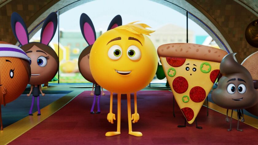 """The Emoji Movie"" has been awarded the Razzie Award for worst picture of 2017."