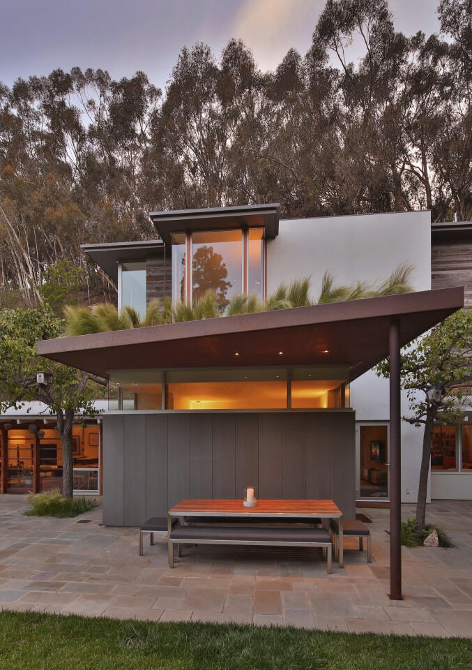 Home of the Day: Natural beauty in Pacific Palisades