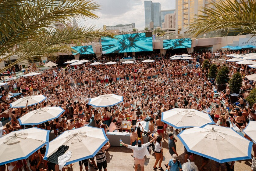 Wet Republic MGM Las Vegas