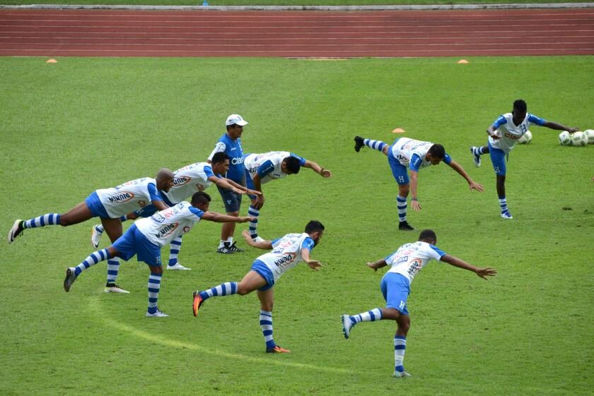 Honduras asegura tener un equipo diferente al del que Panamá enfrentó en camino a Brasil 2014.