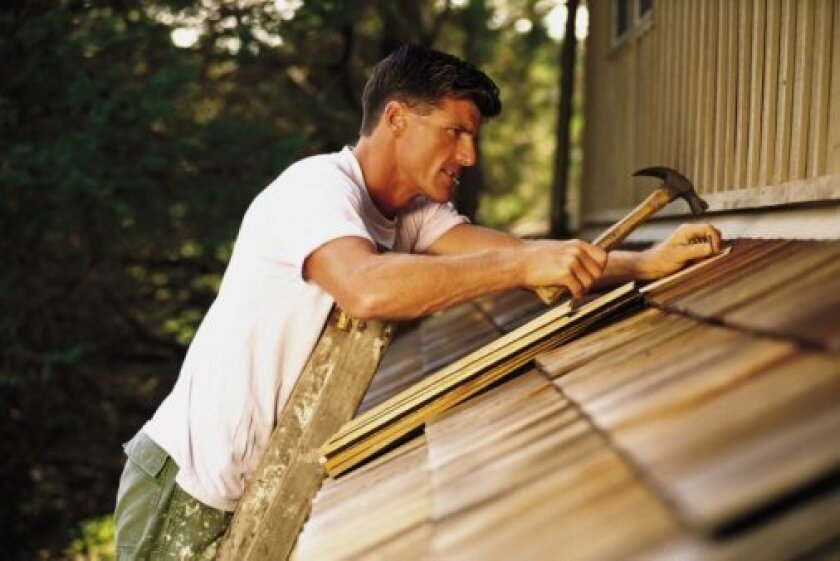 Spring home repairs can save money and damage down the road.