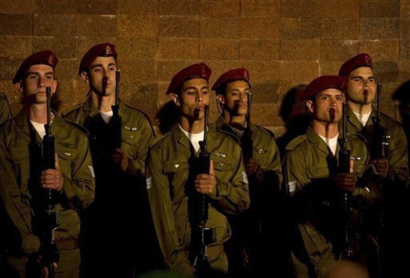 Honor Killing Jew: On Holocaust Day, Israel Warns Of Iranian Threat