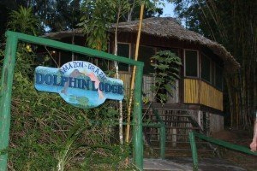 The Dolphin Lodge