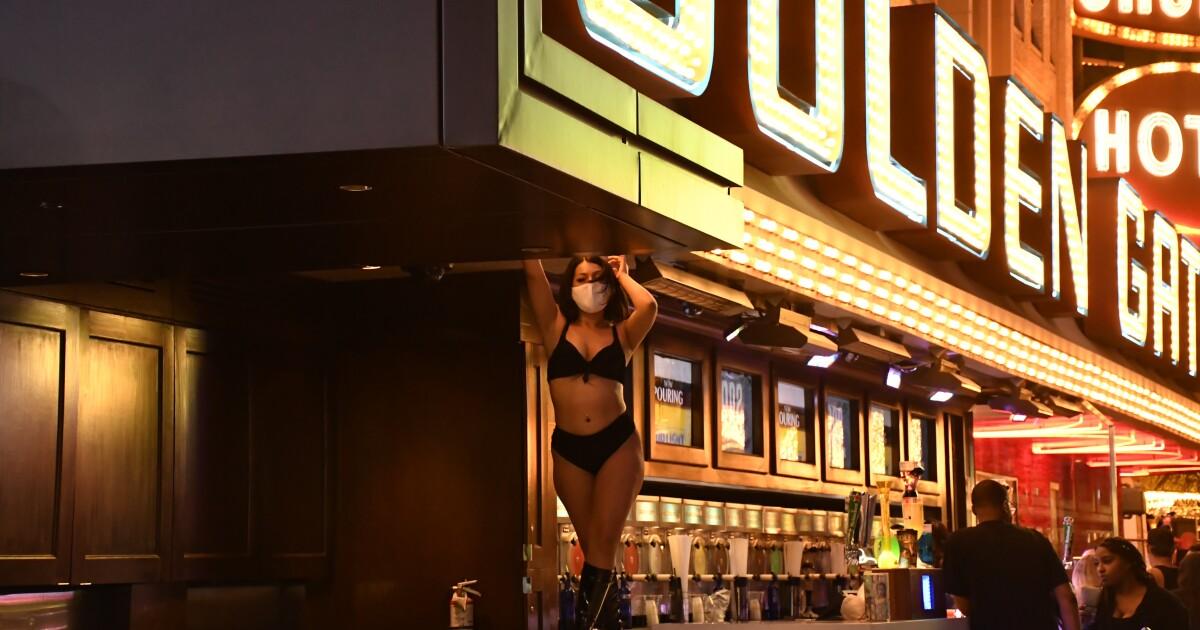 Las Vegas casinos reopen after coronavirus shutdown lifts