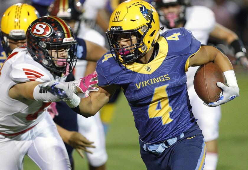 Week 10 High School Football Preview: Marina vs. Garden ...
