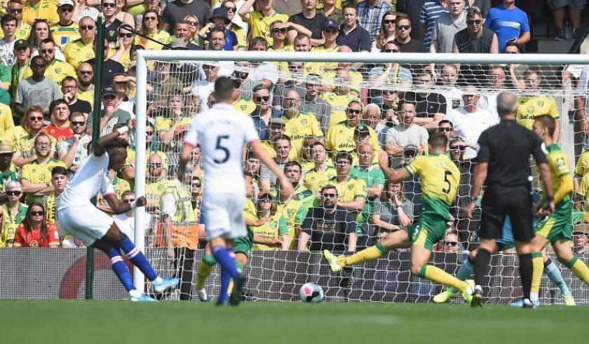 Abraham da la razón a Lampard y entrega la primera victoria al Chelsea