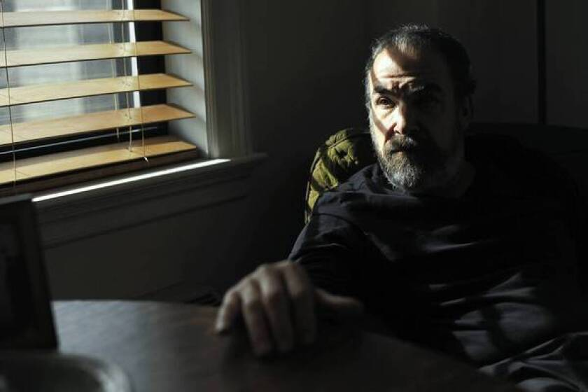 """Actor and singer Mandy Patinkin currently stars in """"Homeland."""""""