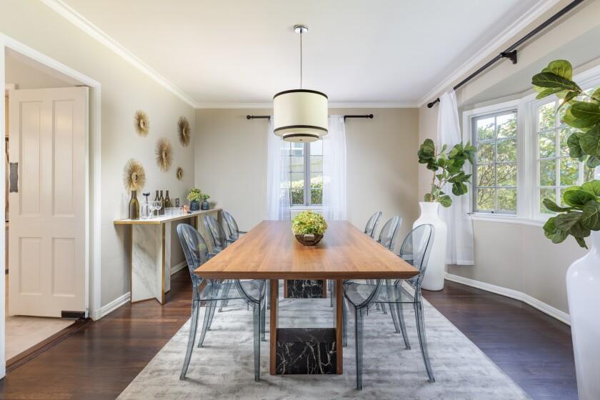 Tony Hale's Los Feliz home   Hot Property