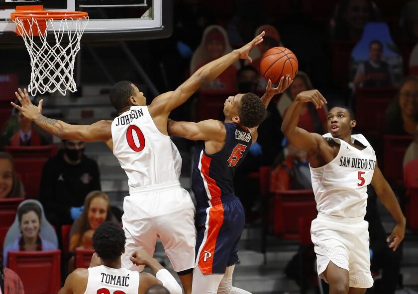 Aztecs Crack Ap Basketball Top 25 For First Time This Season The San Diego Union Tribune