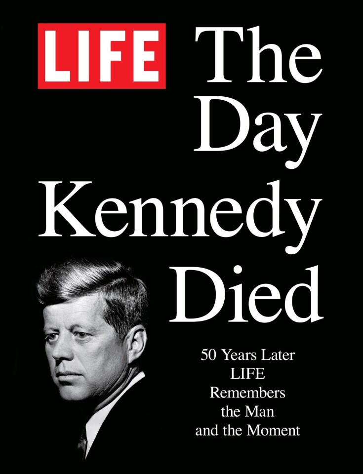 "That may be because there's no new ground to be broken on the assassination, although Life magazine's magnificent ""The Day Kennedy Died"" (Life Books: 192 pp., $50) does offer a lavish retrospective that takes us through the tragedy, ending with the president's funeral. There is perspective (a chapter on conspiracy theories) and nostalgia (a reprint of the Nov. 29, 1963, issue of the magazine). Best of all is a gatefold featuring every frame of the Zapruder film in sequence, accompanied by an essay offering commentary from Zapruder's granddaughter, Alexandra, who is working on a book about the family and the film."