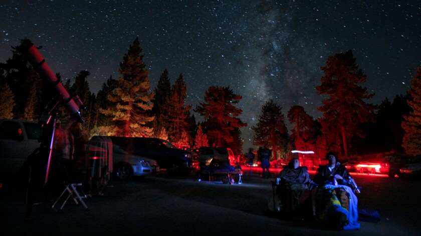 Light pollution prevents 1 in 3 Earthlings from seeing the Milky Way at night