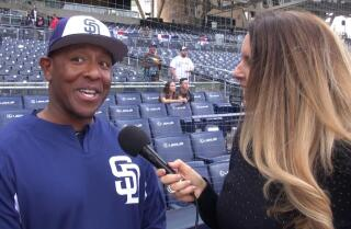 Get to know Padres infield coach Josh Johnson