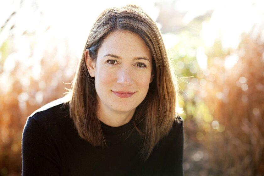 Writer Gillian Flynn
