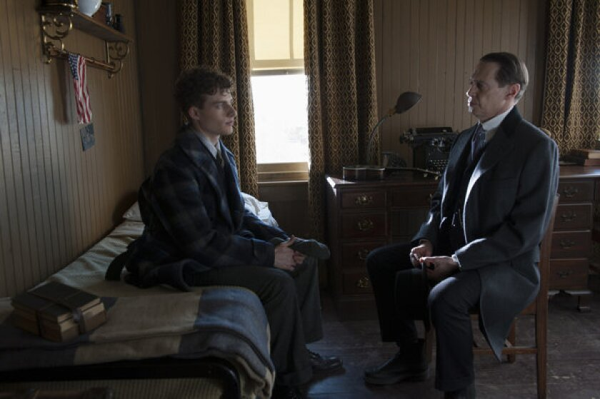 Willie and Nucky on 'Boardwalk Empire'