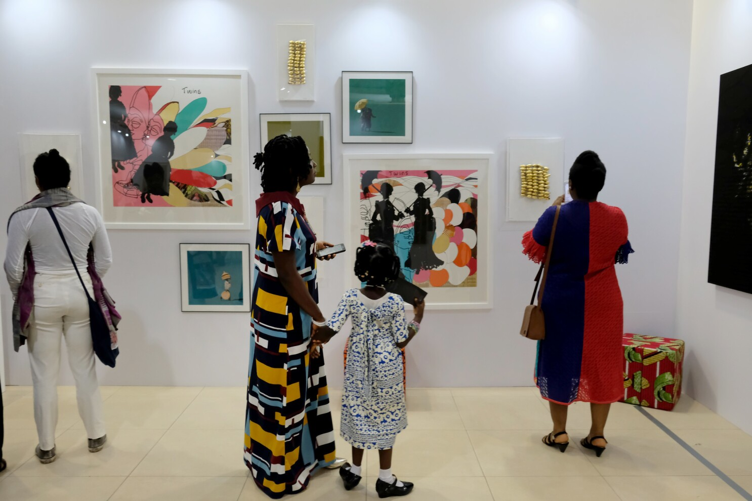 As Demand For Nigerian Art Booms Abroad A Homegrown Movement Looks To Inspire Domestic Collectors Too Los Angeles Times