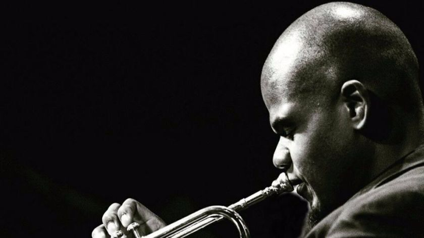 Curtis Taylor will perform at Sunday's opening of the Festival of New Trumpet Music West 2020 in San Diego.