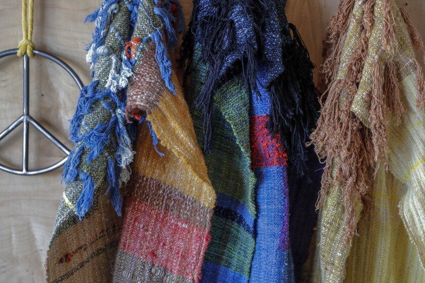 Meet the Makers: A SoCal artist weaves her way to a new
