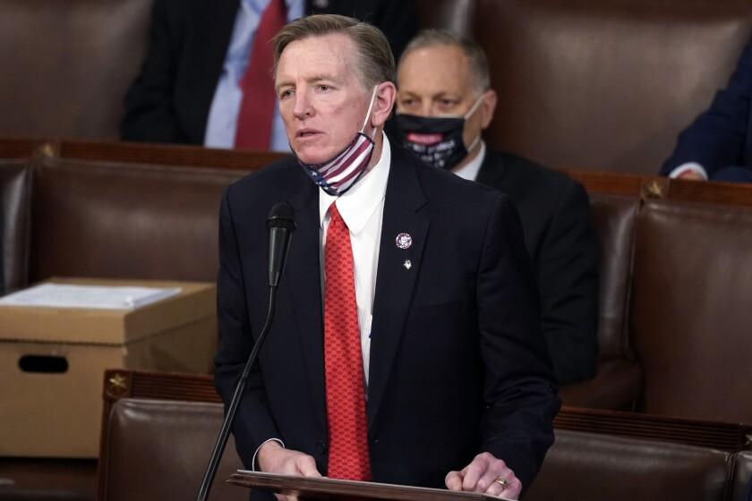 Arizona Rep. Paul Gosar