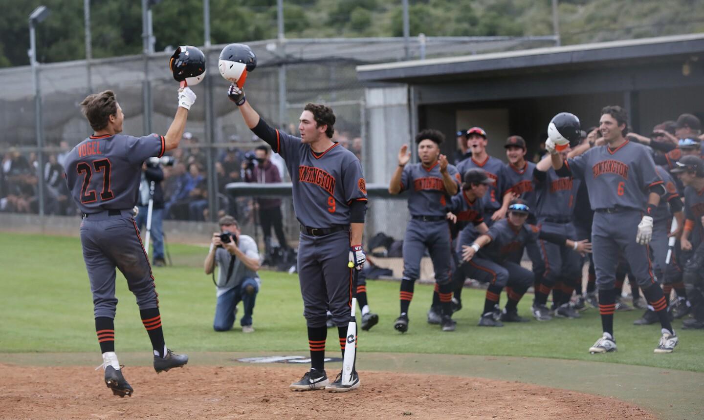 Photo Gallery: Huntington Beach vs. Aliso Niguel in baseball