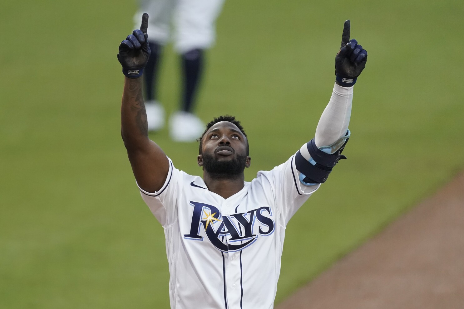 alcs rays defeat astros in game 7 advance to world series los angeles times alcs rays defeat astros in game 7