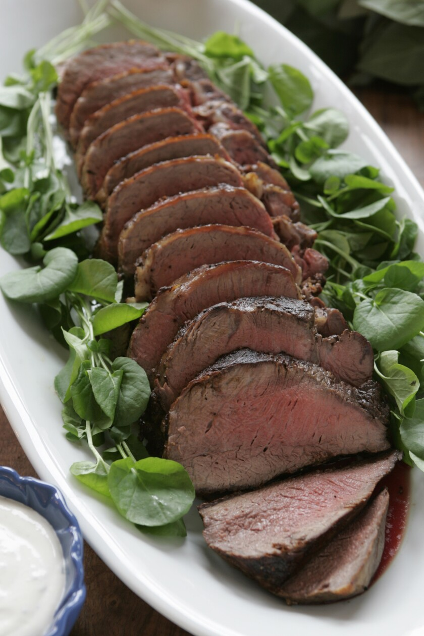 Christmas Roast Beef.Easy Roast Beef Recipe For Christmas Dinner Los Angeles Times