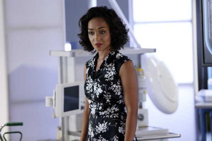 """Ruth Negga in """"Marvel's Agents of S.H.I.E.L.D."""" on ABC."""