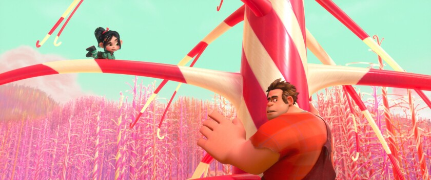 'Wreck-It Ralph' wins Annie Award for best animated feature