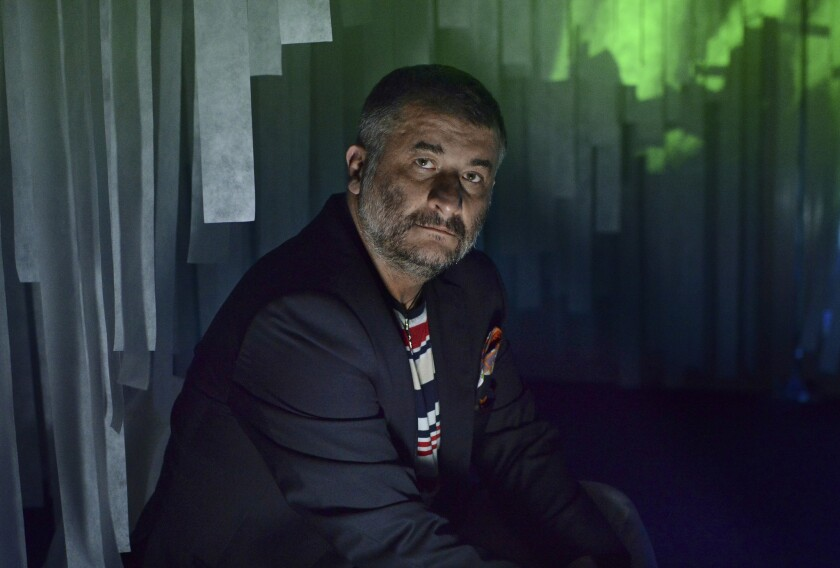 """11 years ago, Romanian director Cristi Puiu (pictured) directed  """"The Death of Mr. Lazarescu,"""" about the ways a healthcare system fails a dying man. It took the Un Certain Regard prize at Cannes, kicking off the so-called Romanian New Wave."""