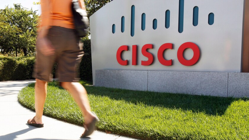 Cisco Systems announced this month that it will eliminate up to 5,500 jobs worldwide. About 900 of those jobs are in San Jose.