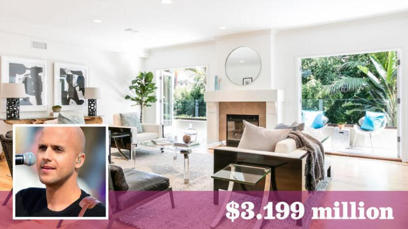 Milow has bought a home on a Venice walk street for $3.199 million.