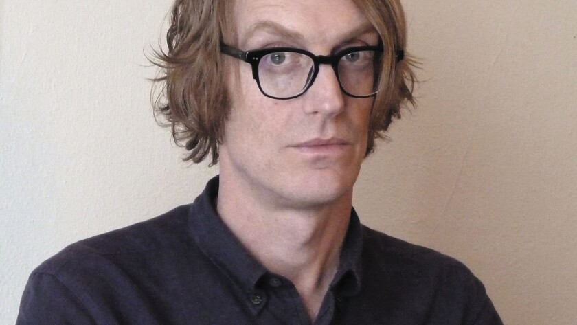 "Patrick deWitt, author of ""French Exit"". Credit: Kelly Reichardt"