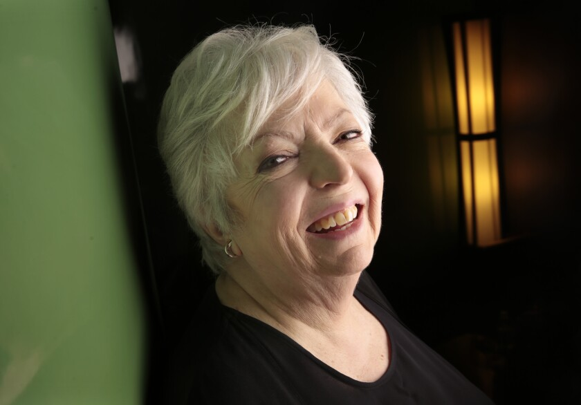 Film editor Thelma Schoonmaker