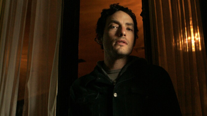 """FOOTSTEPS: """"The truth is, it's just not as big an elephant in my room as it is for some other people,"""" says Jakob Dylan, of following his dad's path."""