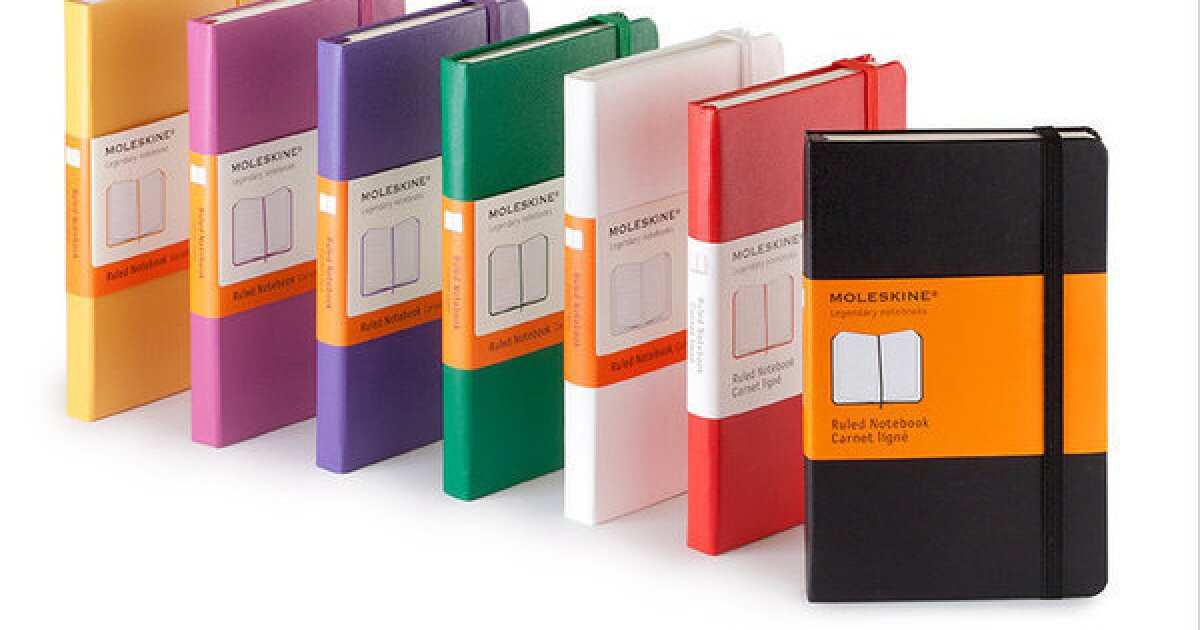 Buy a Moleskine notebook, build an empire - Los Angeles Times