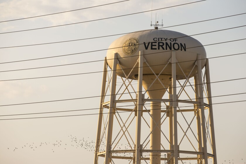 More than 200 workers have tested positive across meatpacking and other facilities in Vernon.
