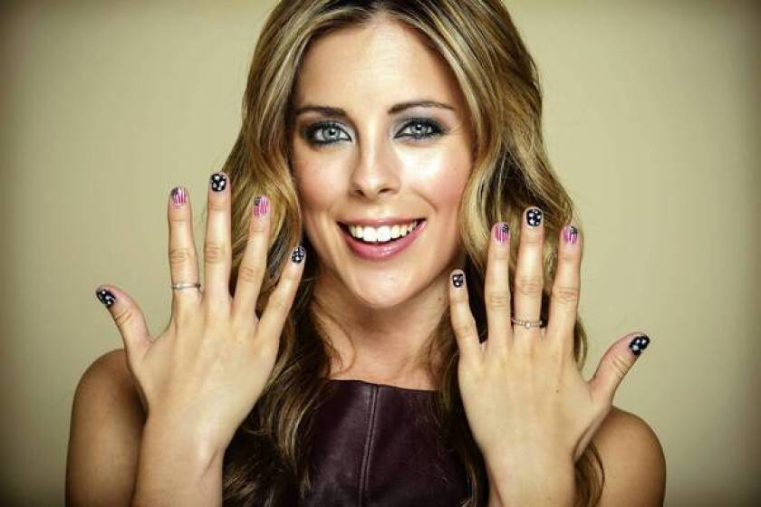 Ashley Wagner for CoverGirl