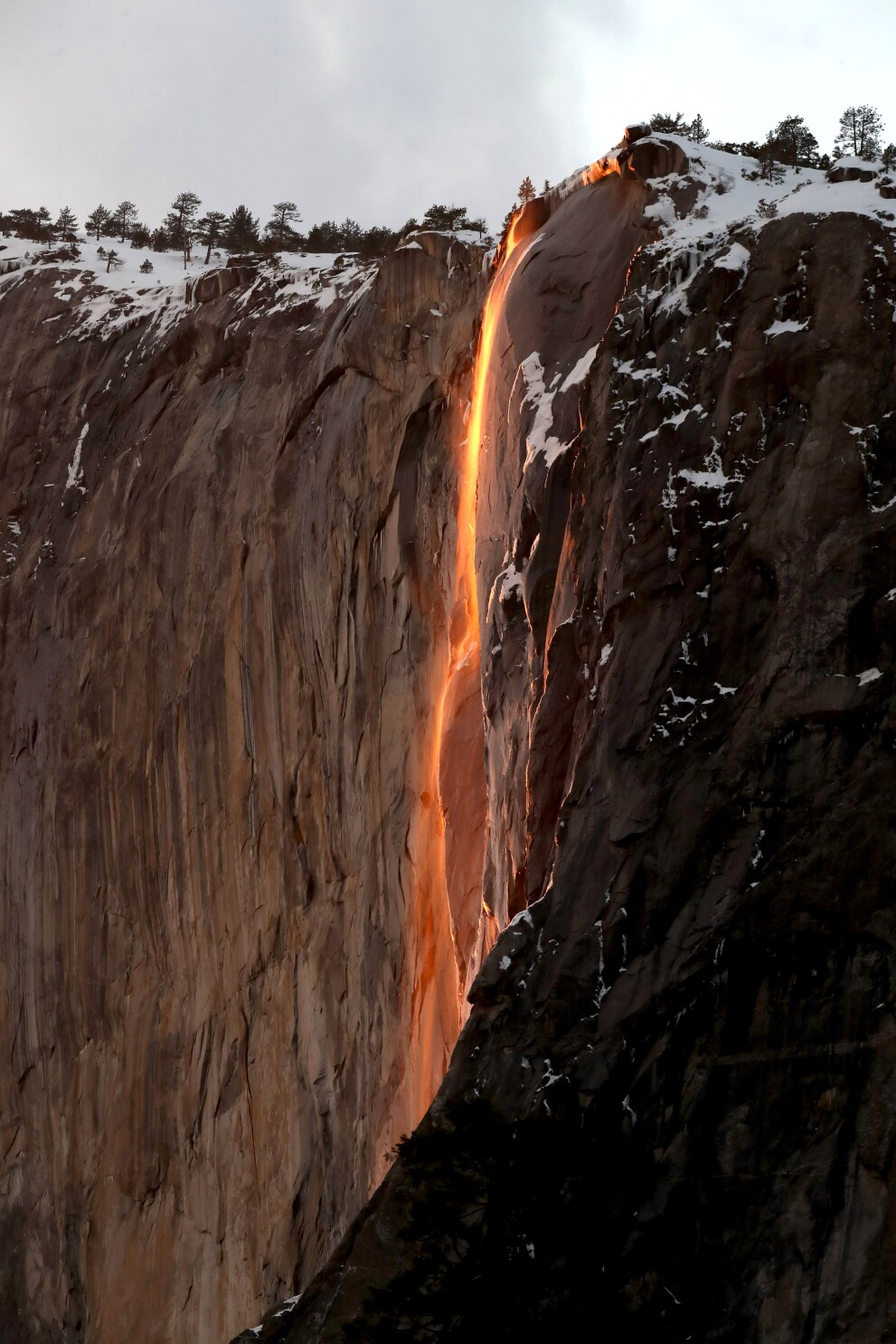 How to best photograph Yosemite's 'firefall' glow