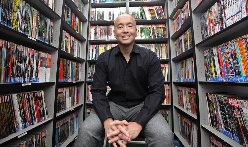 Legacy Comics and Cards owner Howard Chen will be participating in Free Comic Book Day on Saturday, May 7, 2016.