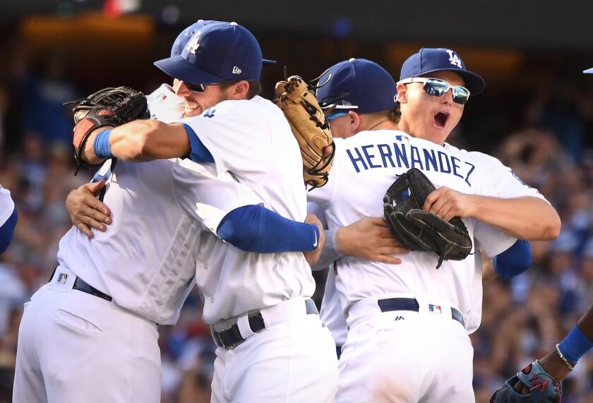 Dodgers defeat Rockies