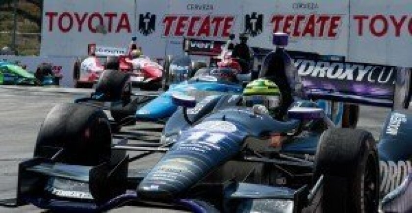 IndyCar at Toyota Grand Prix of Long Beach (Apr. 21/13)