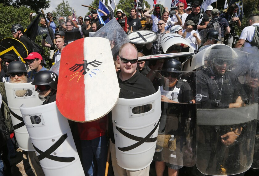 White nationalist rally leads to state of emergency