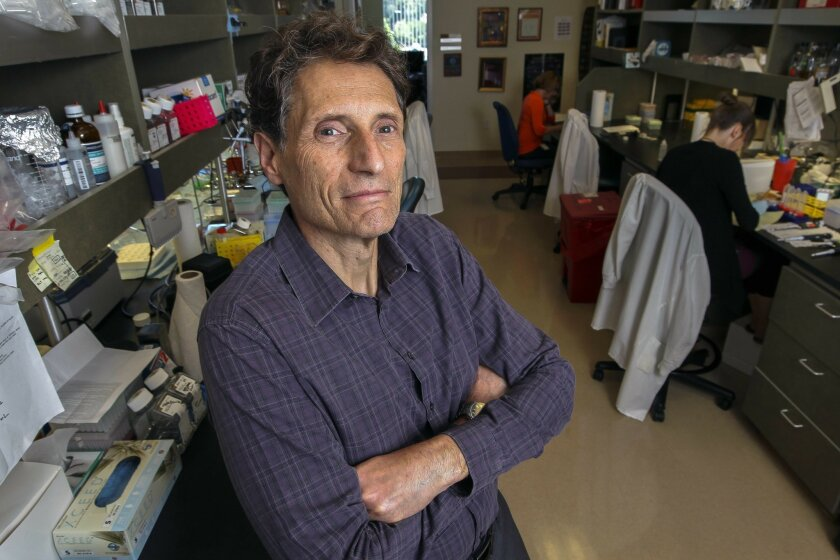 Mitchell Kronenberg, president of the La Jolla Institute for Allergy and Immunology, negotiated an affiliation agreement with UC San Diego that will bring his center $36 million.