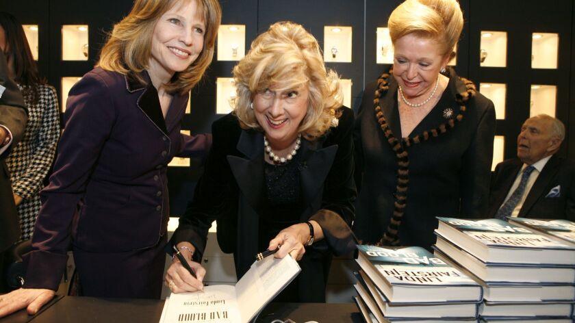 Donna Hanover, Linda Fairstein, Mary Higgins Clark